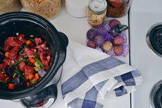 spicy crockpot beef stew easy weeknight dinner recipe xo, mrs measom