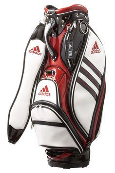 Red Adidas Golf Bag