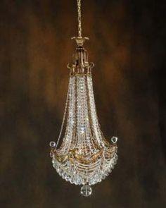 beaded chandelier | John Richard Chandeliers Home Portfolio Dining Table Ideas! Buy ...