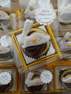 Cupcake e Cookie