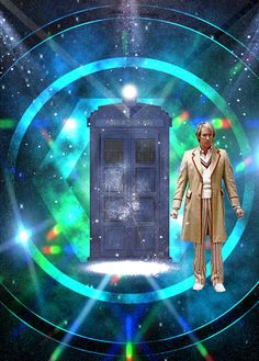 Eighth Doctor, Second Doctor, 13th Doctor, Twelfth Doctor, Doctor Who Tardis, Police Box, Fantasy Movies, Time Lords, Dr Who