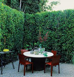 Stand in the Garden < Make the Most of Your Outdoor Space - MyHomeIdeas.com