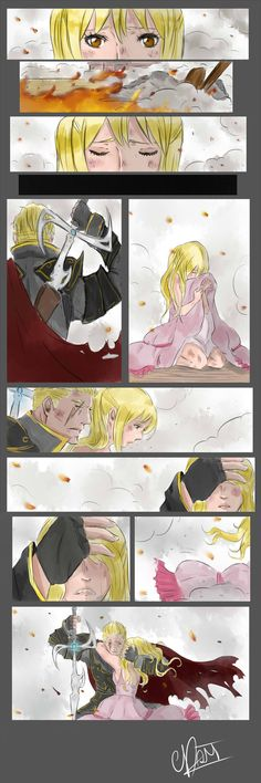 Laxus and Lucy AU