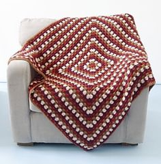 Charm Quilt Granny free pattern