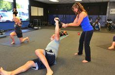 Group Fitness, Kettlebell Training - Velocity Strength & Fitness - Chico, Ca