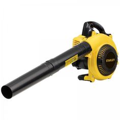 Stanley 4 Stroke Petrol Blower, 2 Year Warranty. The Stanley 4 stroke 26cc Blower will keep your driveways, paths and patios looking amazing all year round. With the ergonomic design and a low vibration handle it ensures ease of operation. The High-Tech Patented engine allows the product to be used at any angle without loss of power or damage to the engine. Garden Equipment, Outdoor Power Equipment, Chainsaw Sharpener, I Cant Sleep, Sound Healing, Driveways, Leaf Blower, Engine, Handle