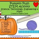 $ - S.T.E.M. activities may seem daunting when teaching young children. This is a STEM activity that I created to go with pumpkins and fall.  I would u...