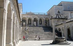 Delicious Italy - Abbey of Monte Cassino