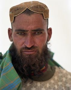 Green Eyes Afghanistan by Pokhton, via Flickr