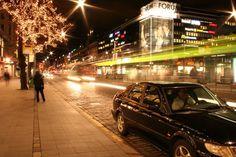 Helsinki night