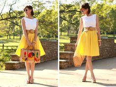 Longer style, still very pretty for the girls!