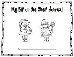 My Elf on the Shelf Journal