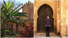 Za mohutnými stenami kasbah, ktoré oddeľujú hektickú ulicu od Andalúzskej…