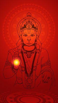 Attain Divine Strength, Fortune & Power on Hanuman Jayanthi. Hanuman Images Hd, Hanuman Ji Wallpapers, Hanuman Jayanthi, Hanuman Photos, Krishna Radha, Lord Krishna, Ganesh Lord, Ganesha, Ram Image