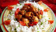 Surinaams eten – B. B. R. Kip en Masterbeef (bruine bonen met rijst en kip)