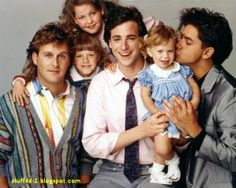 Full House!! i was so obsessed with this show growing up.