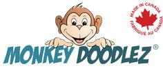 Monkey Doodlez | Canadian manufacturer of cloth diapers and accessories : - Fitted & Bamboo AIO reviewed OK w/DDL