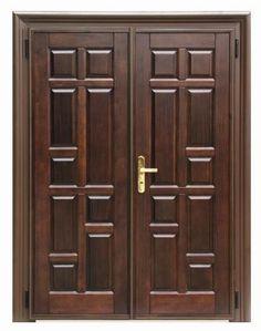 Toronto double entry door 500 405 pixels for Entrance door designs in pakistan