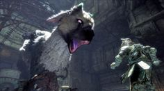 PS4 Exclusive The Last Guardian Gets New Screenshots; Trico Looks Adorable (and Angry) on Famitsu