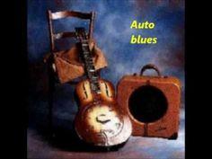 De auto blues kinderliedje