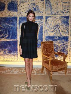 Alexa Chung - ANDAM diner Fashion award.
