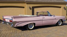 1959 Pontiac Catalina Convertible Maintenance/restoration of old/vintage vehicles: the material for new cogs/casters/gears/pads could be cast polyamide which I (Cast polyamide) can produce. My contact: tatjana.alic@windowslive.com