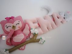 Baby owl sign €45.00