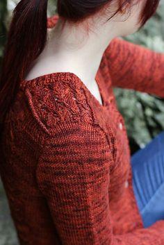 Ravelry: Capall Dubh pattern by Carol Feller