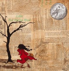 little red riding page