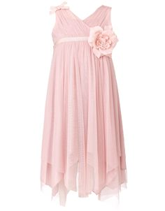 Bridget Bow and Corsage Dress by Monsoon $84.00