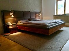 Johann - Google+ Bed, Google, Furniture, Home Decor, Old Wood, Bed Room, Homemade Home Decor, Stream Bed, Home Furnishings
