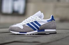 adidas Originals Centaur - white/blue/grey