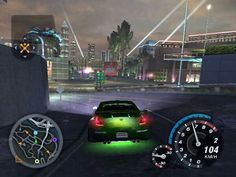 Riders on the Storm. NFS Underground 2. #2005 #2006 #PS2