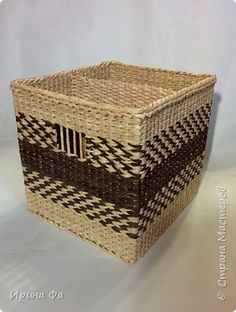 Поделка изделие Плетение Эко-стиль Кружево Трубочки бумажные фото 14