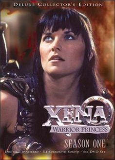 De cubeecraft y algo más: Cubeecraft - Xena: Warrior Princess