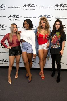 Fifth Harmony at Music Choice