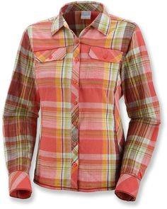 Columbia Camp Henry Shirt - M - Women's at REI.com