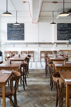 Where to eat - London city guide