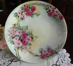 Limoges China Painting