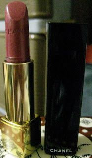 PRODUCT SPOTLIGHT: CHANEL ROUGE ALLURE LIPSTICK (PRODIGIOUS 40) | The Beauty Junkee