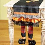 Witch Table Runner
