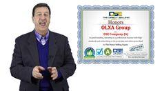 OLXA DSE Certification Awarded 2018 ICO Service Crypto Apps OlxaCoin