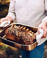 Pomegranate-Glazed Roast Pork http://www.foodandwine.com/recipes/pomegranate-glazed-roast-pork