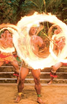 """Polynesian Cultural Center --amazing park, luau, and show """"Ha: The Breath of Life""""--it's definitely an all day activity! *We did this!*"""
