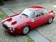 1964 Lancia Flavia Sport Corsa Zagato