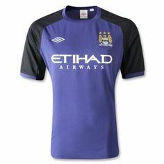 Umbro Manchester City Training Jersey 12 13 UMBRO.  31.67 Soccer Gear b9ebd56c6