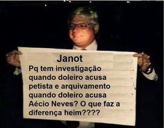 Por quê, Janot?