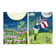 TVILLING Poster, set of 2 IKEA Motif created by Silke Leffler. You can personalize your home with artwork that expresses your style.