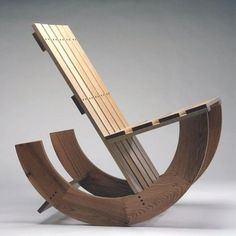 Beautiful Wooden Chair