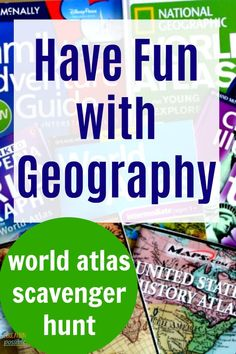 Making World Geography Fun for Teens with This Atlas Scavenger Hunt World Geography Games, Geography Lesson Plans, Us Geography, Geography Activities, Teaching Geography, 6th Grade Social Studies, Teaching Social Studies, Middle School Geography, American History Lessons